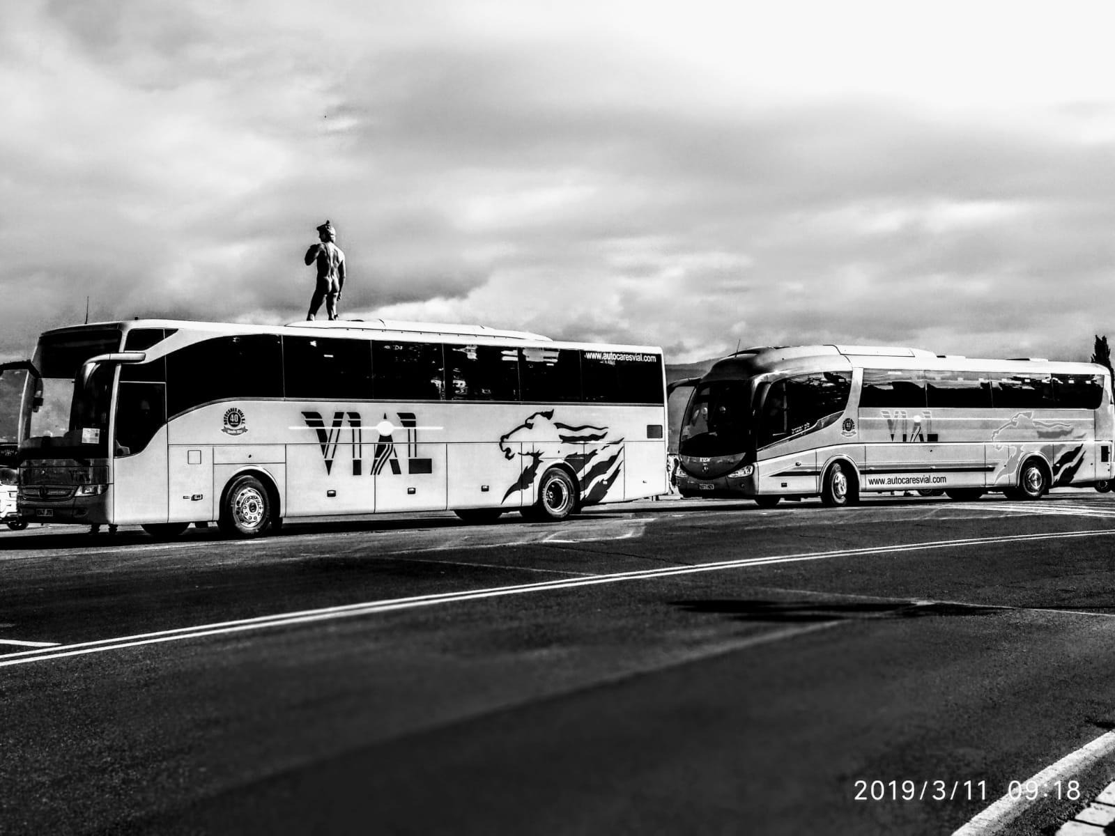 Autocares Vial servicio autobuses Valencia